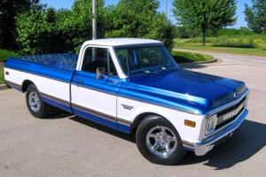 1969 Chevrolet C-10 Fleetside