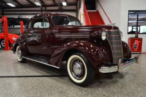 1938 Chevrolet Master Deluxe Coupe Master Deluxe Sport Coupe