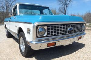 1972 Chevrolet C-10 SHORT BED NUMBERS MATCHING WITH FACTORY AC.