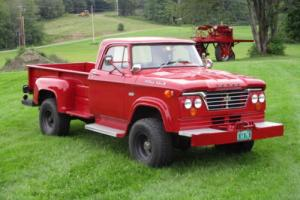 1964 Dodge Power Wagon 9' BED
