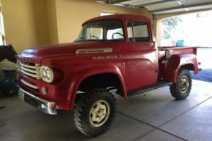 1958 Dodge Power Wagon POWER GIANT 8