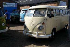 VW Split Screen 13 window van / camper / bus / burger, hotdog van / hotrod etc