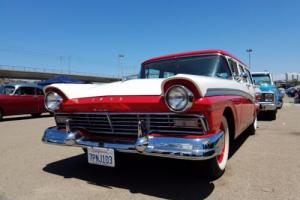 1957 Ford Country Sedan Ranchero