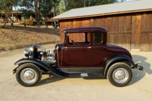 1931 Ford Model A Hand Built Steel Hot Rod