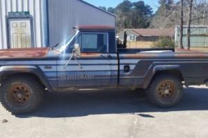1980 Jeep Honcho J10 Photo