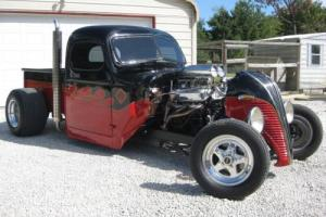 1947 International Harvester Hot Rod, Rat Rod