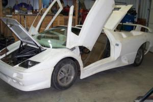 1987 Replica/Kit Makes Lamborghini Diablo Roadster