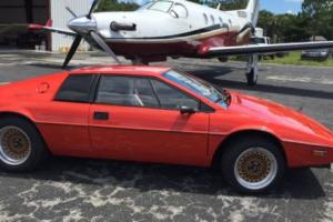 1977 Lotus Esprit S1 Photo