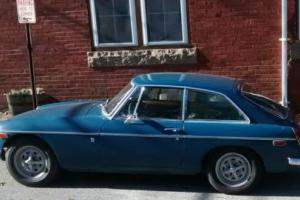 1972 MG MGB GT Photo