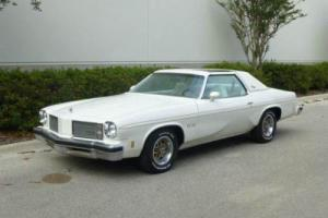 1975 Oldsmobile Cutlass Hurst/Olds