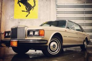 1982 Rolls-Royce Silver Spirit/Spur/Dawn Photo