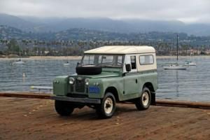 1965 Land Rover Series IIA Series IIA 88 LHD Photo