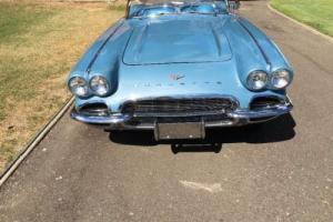 1961 Chevrolet Corvette None