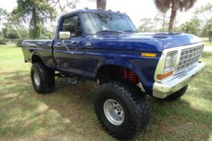 1978 Ford F-150 BIG BLOCK LIFTED SHORTBED