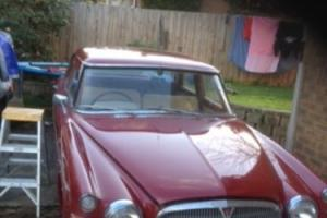 Rover 1960 Barn Find NOT Holden OR Ford Would Consider Swap in VIC