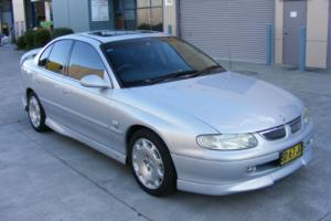"Holden Calais """"Supercharged"""" Leather Sunroof Many Extras in NSW"