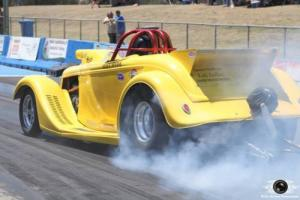 Drag CAR HOT ROD 1933 Dodge