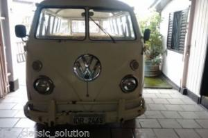 Volkswagen Type 2 T1 Splitscreen Project Bus 1966 - Pre 67 Model