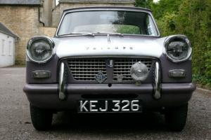 Triumph Herald Coupe - 948cc - 1959 - smooth roof - 14th oldest surviving Coupe Photo