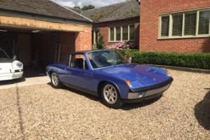 1976 LHD PORSCHE 914 2.0 TARGA EXCELLENT CONDITION 86000 1 OWNER IN UK