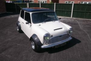 1973 Austin mini Tax exempt fully rebuilt 1330cc ONE OFF