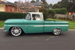 1963 Chev BIG Back Window C10 Custom Vintage Pick UP ON VIC Club Rego in VIC