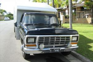 F350 Ford Transporter in QLD