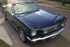 1966 Ford Mustang Convertible in VIC