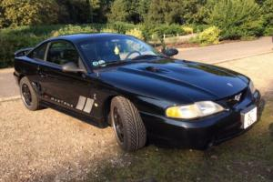 1996 Ford Mustang SVT Cobra 32V 4.6 litre V8, spares or repairs, superb car Photo