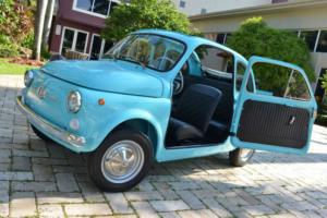 1962 Fiat 500 Restored! Ragtop! SEE VIDEO