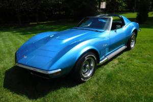 1972 Chevrolet Corvette 57k Miles # Matching 350 4spd Beautiful Original