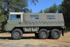1974 Other Makes Steyr Puch Pinzgauer 712 Camper/Troop