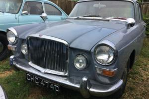 Vanden Plas Princess 4 Litre R 1966 Beautiful car 53k miles