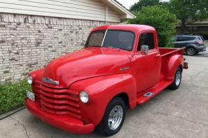 1950 Chevrolet Other Pickups 3100