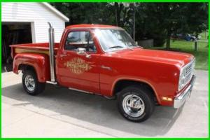 1979 Dodge Other Pickups
