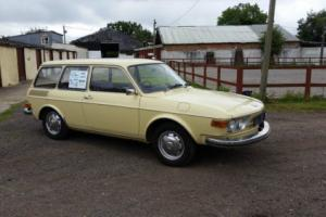 Volkswagen Variant / Aircooled / 1973 VW 412LE / Long MOT / Rare Automatic
