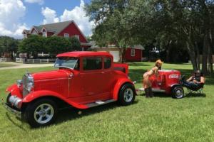 1930 Ford Model A  5 window coupe Photo