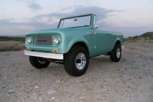 "1967 International Harvester Scout 800 Rare ""V"" Model"