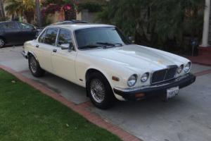 1985 Jaguar XJ6 Vanden Plas Photo