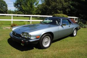 1989 Jaguar XJS 2dr Convertible Photo
