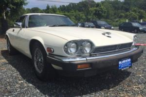 1985 Jaguar XJS HE COUPE Photo