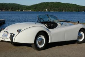 1950 Jaguar XK OTS Photo