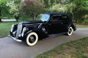 1940 Lincoln Model K Judkins Two-Window Berline 417-A
