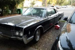 1966 Lincoln Continental Restored fully