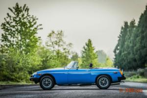 1979 MG MGB MGB Photo