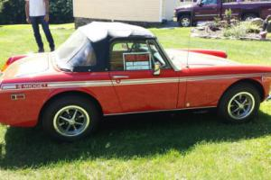 1973 MG Midget Mach 3 Photo