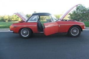 1970 MG MGB ROADSTER Photo