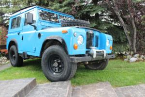 1971 Land Rover Defender