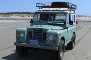 1974 Land Rover Other 88""