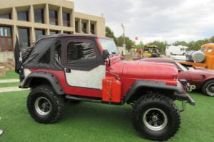 1976 Jeep CJ CJ-7 Custom